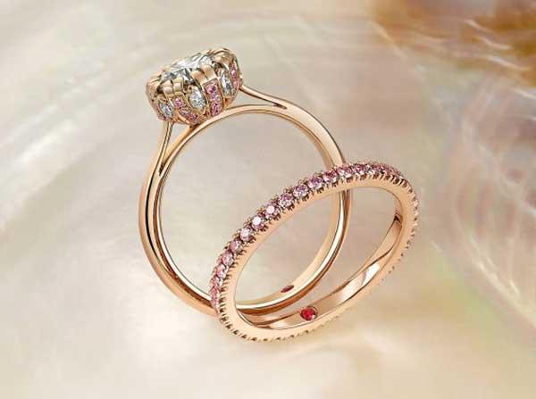 زیباترین حلقه ازدواج
